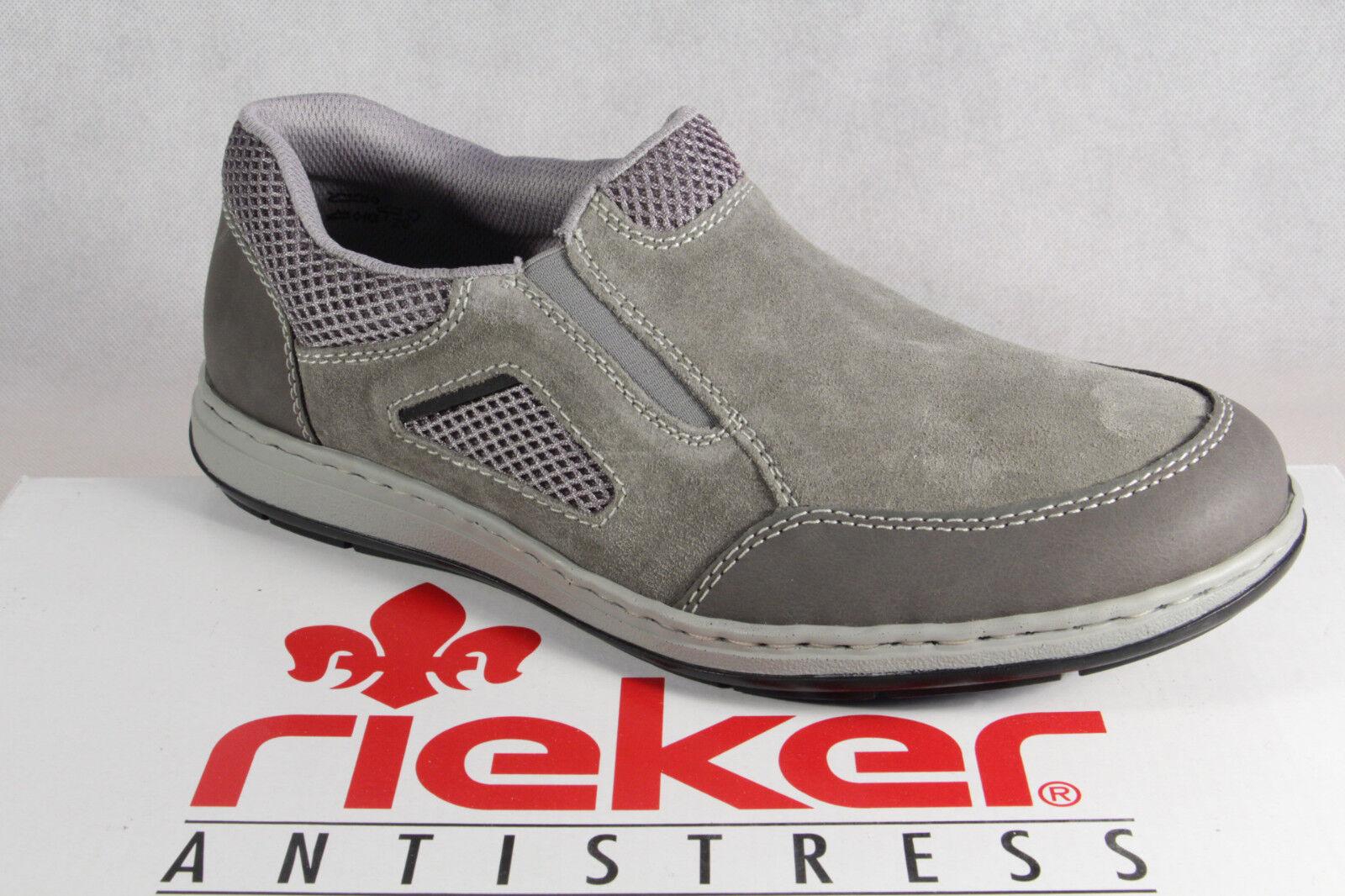 Extra Weit Chaussures HalbChaussuresRieker SchnürChaussuresSlipper de Tennis K3F1JcTl