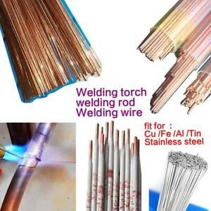 Aluminum Stainless Steel Weld Flux Welding Wire Soldering Tool Welding Rods