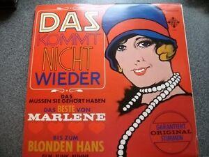 034-Das-kommt-nicht-wieder-von-Marlene-Dietrich-bis-Hans-Albers-034-LP