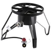 Backyard Pro Single Burner Outdoor Patio Stove / Range 554bprd13