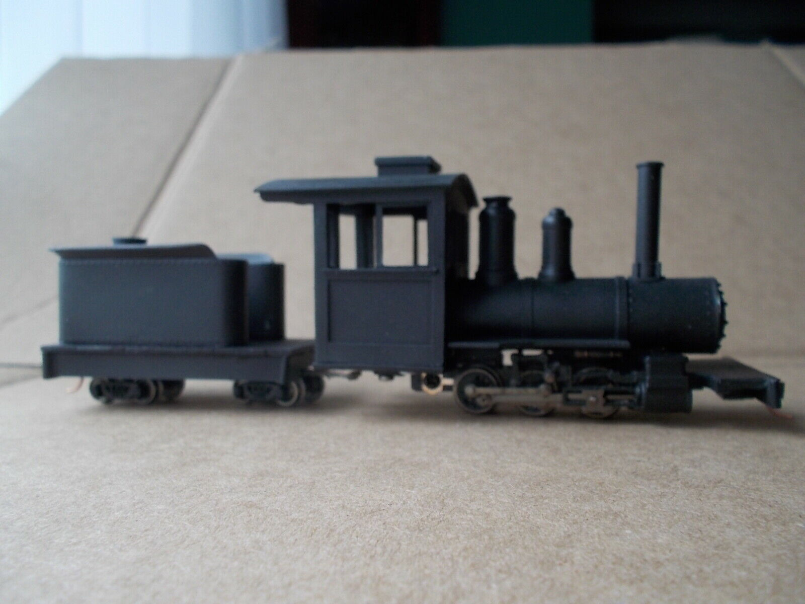On18 Baldwin 0-6-0 with Tender Locomotive Conversion Kit  Not On30