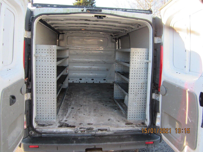 Brugt Opel Vivaro CDTi 114 Van L1H1 i Solrød og omegn