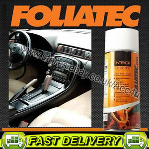 foliatec matt black car interior dashboard door plastic. Black Bedroom Furniture Sets. Home Design Ideas