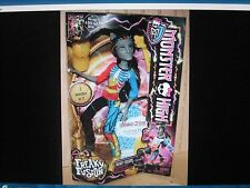 2014 MATTEL FREAKY FUSION NEIGHTHAN ROT PART ZOMBIE & UNICORN MONSTER HIGH DOLLS