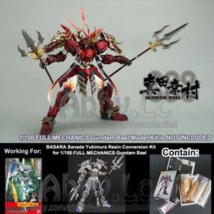 BASARA-Sanada-Yukimura-Resin-Conversion-Kit-for-1-100-FULL-MECHANICS-Gundam-Bael