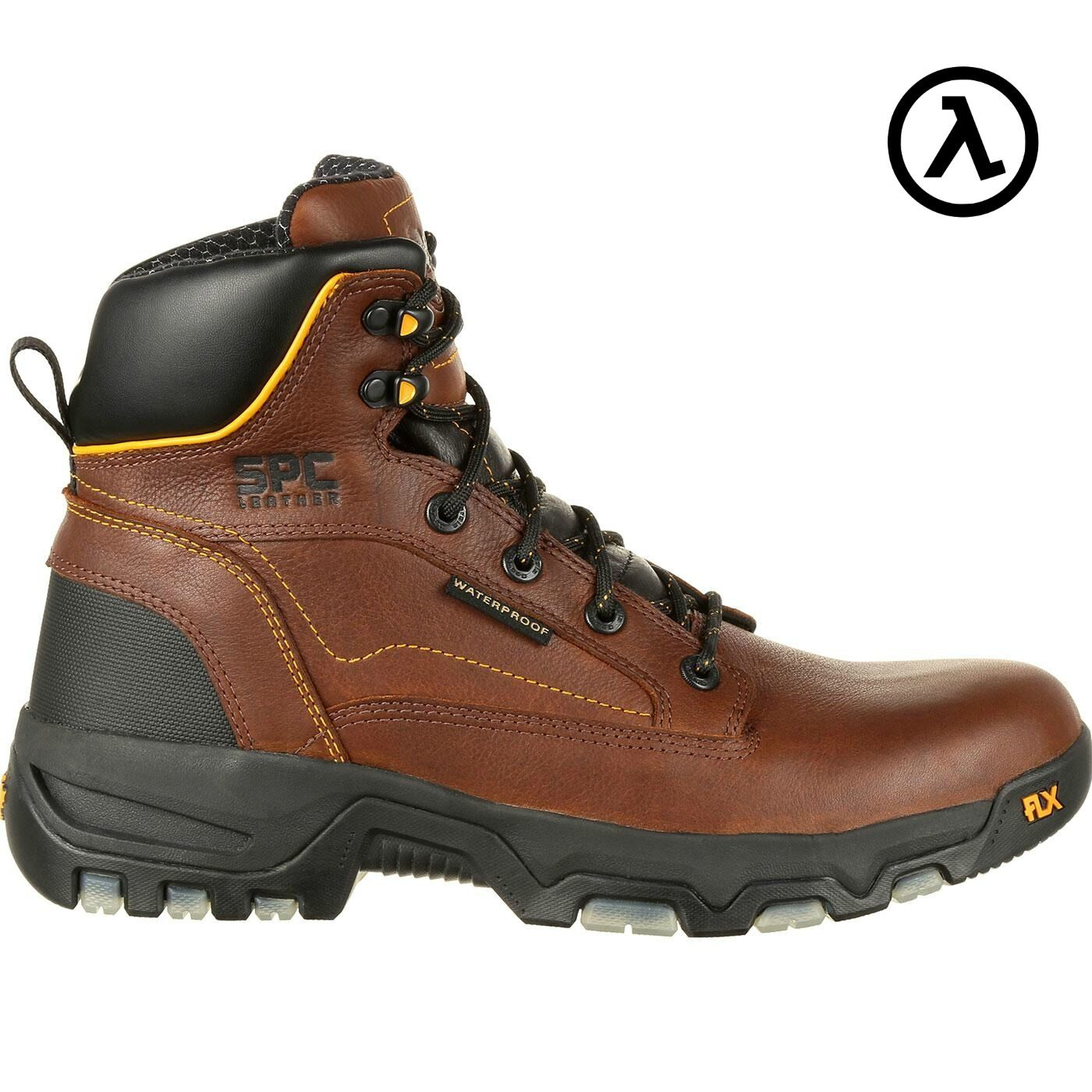 GEORGIA FLXPOINT COMPOSITE TOE WATERPROOF WORK BOOTS GB00168  ALL SIZES - NEW