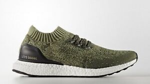 the best attitude a176a 4aa89 Details about Adidas Ultra Boost Uncaged Color Base green Olive Tech Earth  BB3901 Men siz 8-13