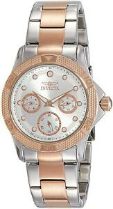 Invicta-Women-039-s-039-Angel-039-Quartz-Stainless-Steel-Casual-Watch