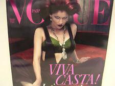 NEW: VOGUE PARIS #903 DECEMBRE 2009/JANVIER 2010 ISSUE LAETITIA CASTA COVER