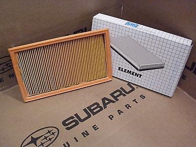 16546AA020 Genuine Subaru ELEMENT-AIR CLNR 16546-AA020
