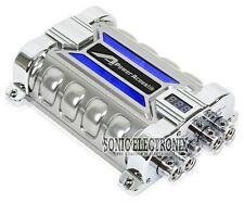 power acoustik pcx3f 3 farad car digital capacitor cap with 0 gauge rh ebay com
