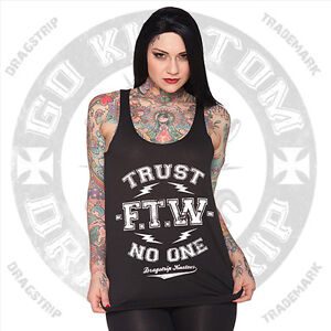 Dragstrip Clothing women cafe racer Gypsy top