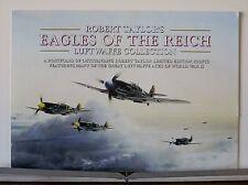 Eagles of the Reich Luftwaffe Robert Taylor Aviation Art Brochure