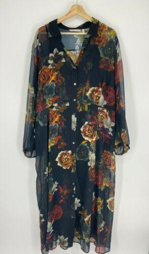 Soft Surroundings Anais Maxi Dress And Slip Womens