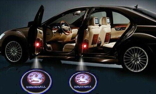 ASTRA GTC Puerta Cortesía Proyector Lámpara LED luz emblema Vauxhall ASTRA