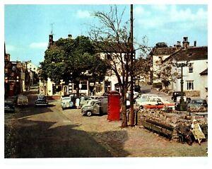 Postcard-THE-SQUARE-GRASSINGTON-Ref-D4