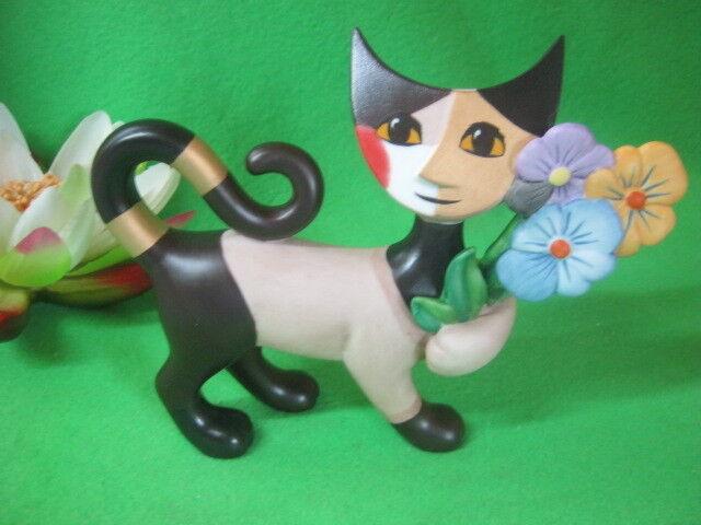 Katze Michelle 15 x 18 cm  R Wachtmeister von  Goebel   Sale