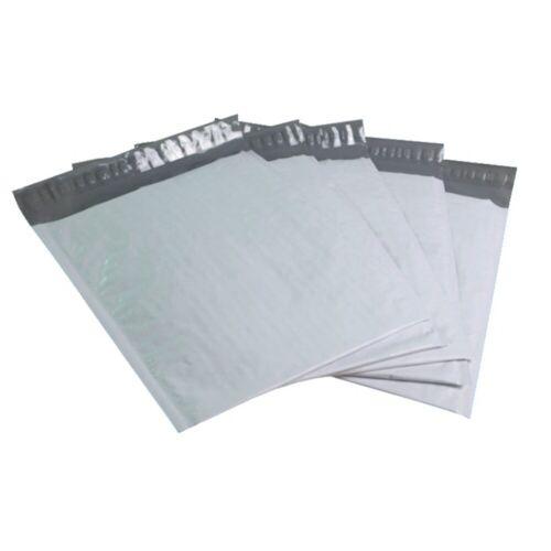 Poly Bulle Matelassées Pochettes d/'expédition enveloppes emballage plastique pack US Vendeur