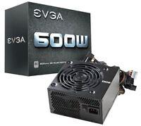 EVGA 80 PLUS 600W ATX 12V/EPS 12V Power Supply