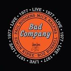 Live 1977 * by Bad Company (Vinyl, Jun-2016, 2 Discs, Atlantic (Label))
