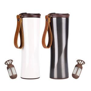 ed9bdcf53b2 430ml Xiaomi Moka Smart Coffee Mug Tumbler Vacuum Insulation Bottle ...