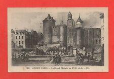 Ancien PARIS - Le grand Châtelet au XVIIe siècle  (J8108)