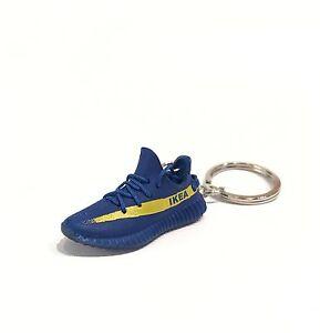 e3af89a33 madxo 3D mini sneaker keychain adidas 350 BOOST V2 IKEA kanye west ...
