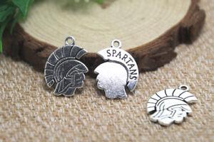 Spartan charm