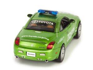 Toyota-Soarer-Moteur-Sports-Rythme-car-Vert-2004-Diecast-1-43-Kyosho-Neuf