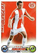 204 Niko Bungert - 1. FSV Mainz 05 - TOPPS Match Attax 2009/2010