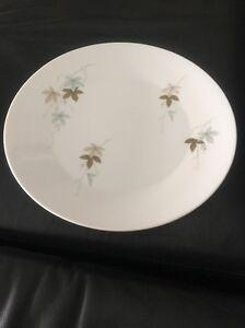 Mikasa Concord Ivy Thanksgiving Serving Platter Round 12\