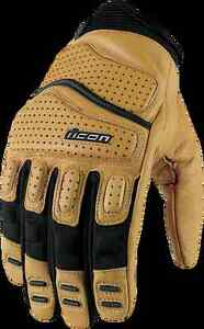 Icon Super Duty 2 Black White Gloves New Medium MD