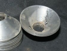 29 Vintage Stainless Steel Cream Separator Disks