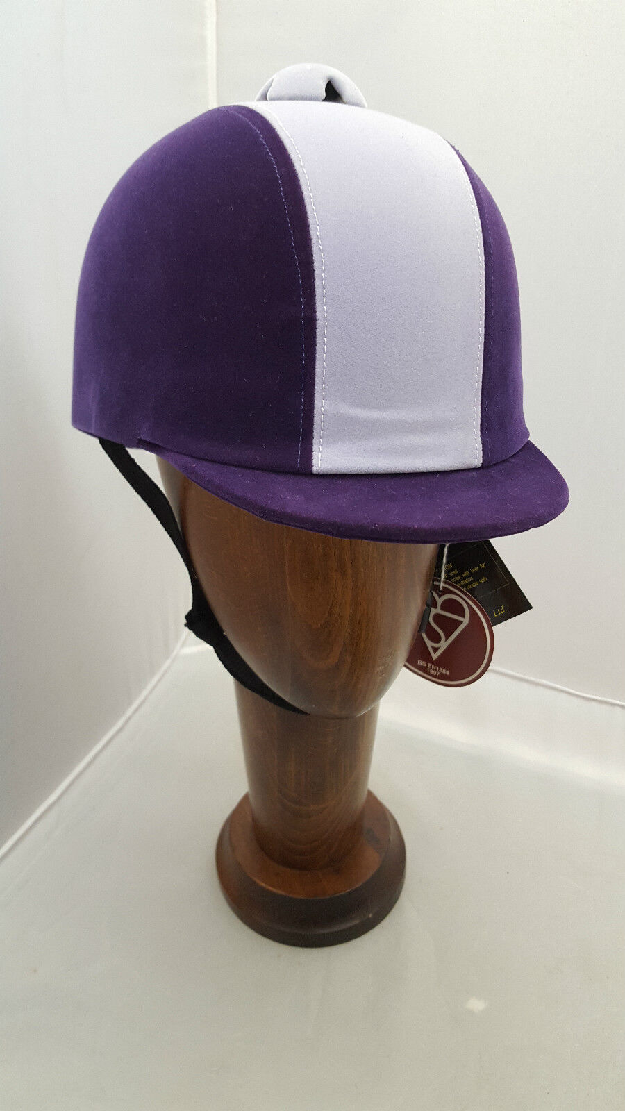 Double Horse Two Tone Hat Purple purplec 53 54  55 57  inexpensive
