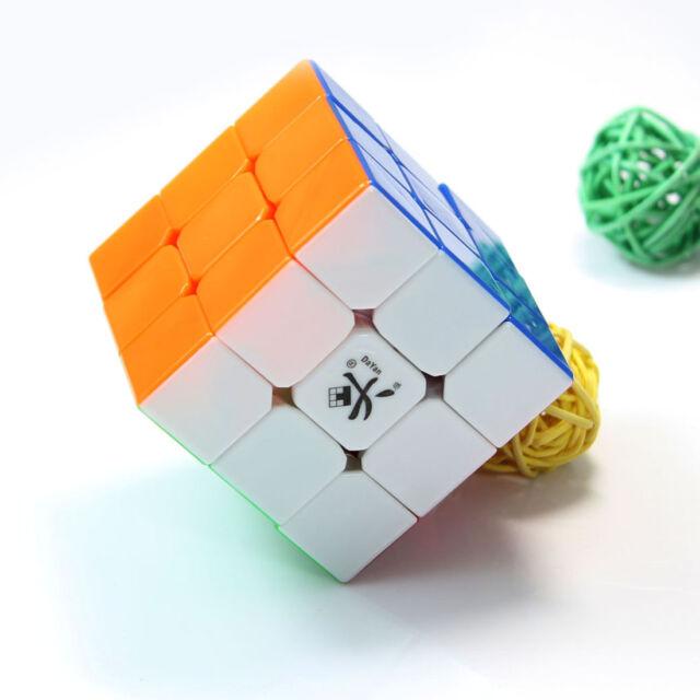 Dayan V5 ZhanChi 3x3x3 Speed Cube Magic Puzzle Stickerless Twist Rubik Puzzles
