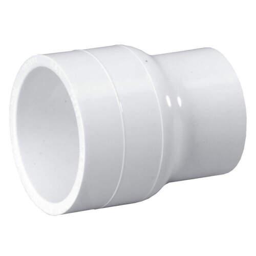 GRAINGER APPROVED 429168 Coupling,PVC,1-1//4 x 1 In.,Slip x Slip