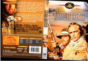 DVD-Missouri-Breaks-Marlon-Brando-Western-lt-LivSF-gt-Lemaus