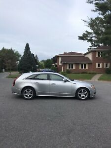CADILLAC CTS4 WAGON NO ACCIDENTS 1ST OWNER