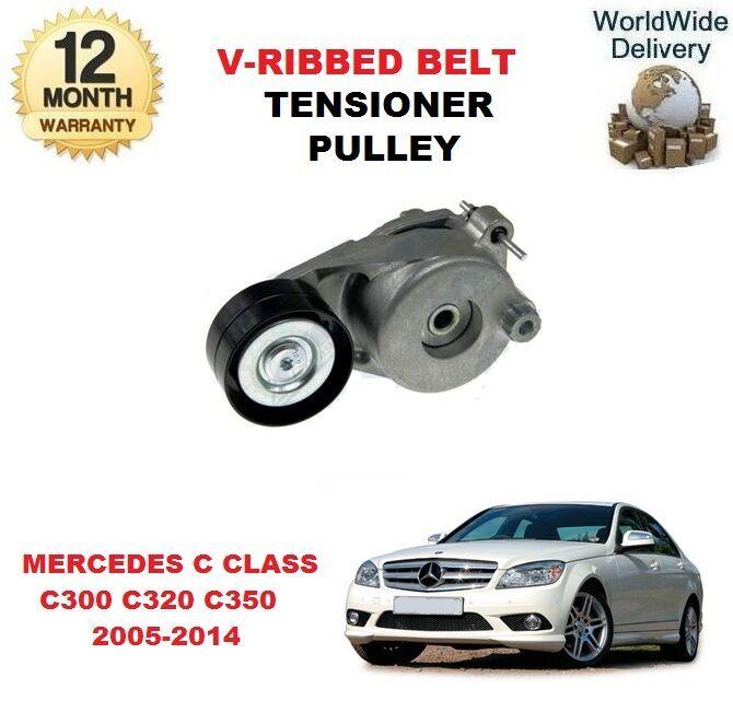 Für Mercedes C-Klasse W203 S203  W204 S204 Gerippt Riemen Spannrolle  up to 42% off