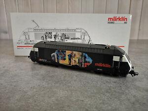 Marklin Hamo 8351 Motrice Electrique Re 460 Sbb Cff Tres Bon Etat En Boite