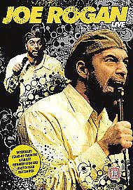 Joe Rogan - Live (DVD, 2007)