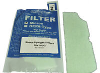 Sharp MU-3 Vacuum Cleaner Replacement Filter 86-2303-01