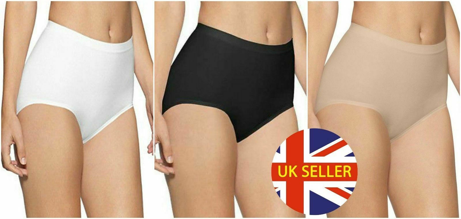Equetech Slip Bikini Plus
