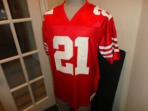Vtg 90's Deion Sanders 21 Prime Time San Francisco 49ers NFL ...