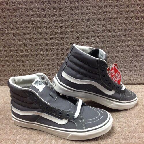 Entallado Hombre Blanc Zapatos Sk8 De Castillo Vans hi Roca wS784qq