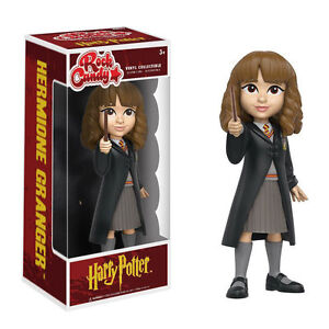 Harry Potter Rock Candy Hermione Granger Vinyl Figure  New in stock - Stoke-on-Trent, United Kingdom - Returns accepted. Items must be returned by recorded post within 3 days of submitting a return request. Items must be returned un-opened/ un-used and packaged carefully. Items returned damaged will not be accepted. Upon re - Stoke-on-Trent, United Kingdom