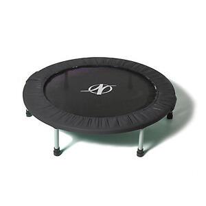 folding mini trampoline nordictrack cardio training nordic light gym workout ebay. Black Bedroom Furniture Sets. Home Design Ideas