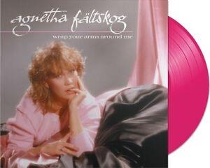 Agnetha-Faltskog-Wrap-Your-Arms-Around-Me-Pink-Vinyl-New-Vinyl-LP-Colored