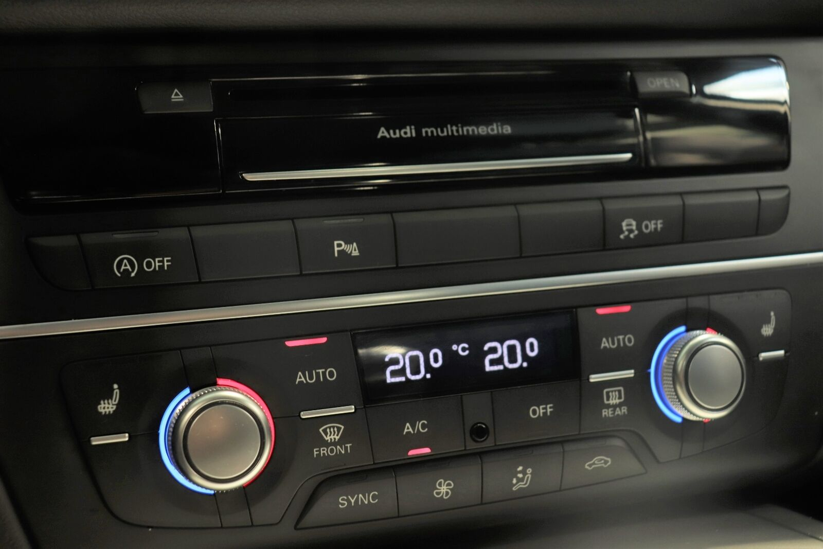 Audi A6 TDi 190 S-line Avant S-tr.