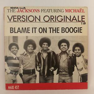 The-Jacksons-Featuring-Michael-Vinyl-12-034-45-RPM-Maxi-Single-V-O-1990